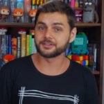 Charles Emmanuel posta vídeo sobre dublagem em Stranger Things.