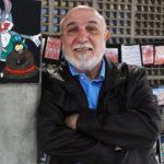 Flávio Dias manda convite para atores da Cia Radiophônica.