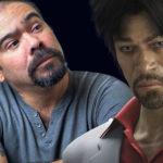 Márcio Navarro fala sobre sua carreira em dublagem de games.