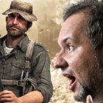 Marco Antônio Abreu é o Capitão Price em Call of Duty: Modern Warfare.