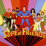 Elenco de Dublagem - Super Amigos (Super Friends)