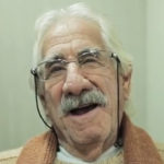 Morre Araken Saldanha, pioneiro da dublagem brasileira.
