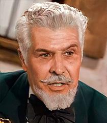 George J. Lewis (Don Alejandro de la Vega)