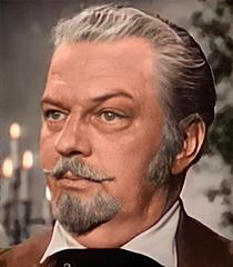 Vinton Hayworth (Magistrado Carlos Galindo)