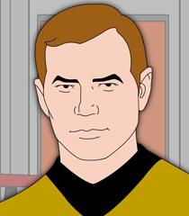 Capitão James T. Kirk