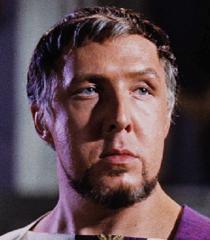 Frank Thring (Poncius Pilatus)