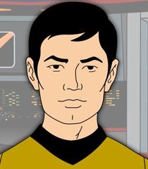 Ten. Hikaru Sulu
