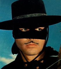 Guy Williams (Don Diego de la Vega - Zorro)