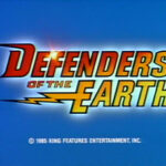 Elenco de Dublagem - Defensores da Terra (Defenders of the Earth - 1986) - Elenco