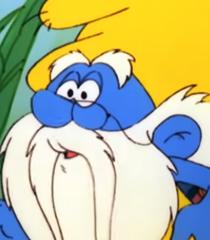 Vovô Smurf