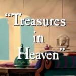 Elenco de Dublagem - O Novo Testamento - Tesouros no Céu ( Animated Stories from the New Testament - Treasures in Heaven - 1991)